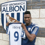 West Brom Player